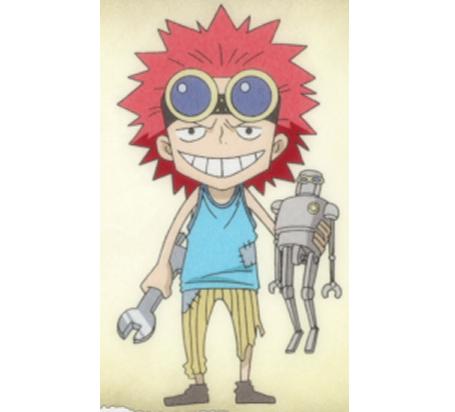 One Piece: 10 thông tin thú vị không thể bỏ qua về Eustass Captain Kid – đồng minh mới của Luffy trong tương lai - Ảnh 4.