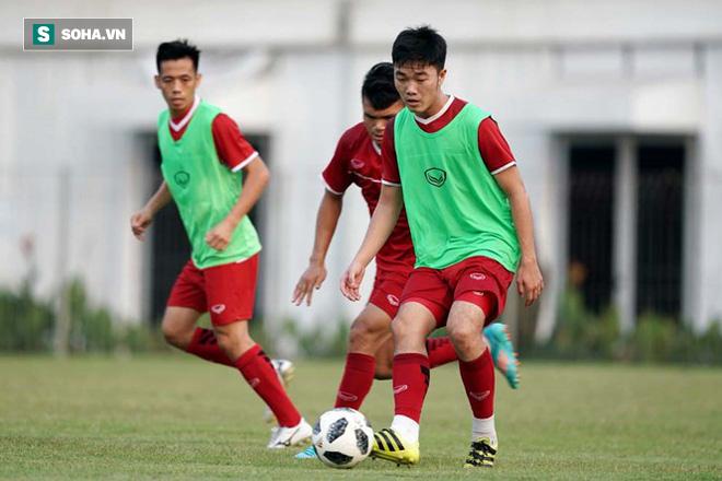 Không cải thiện phong độ, Xuân Trường dễ phải làm kép phụ ở Asian Cup - Ảnh 2.