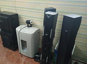 Nhóm dân chơi phê ma tuý trong căn nhà lắp nhiều camera an ninh xung quanh - Ảnh 1.