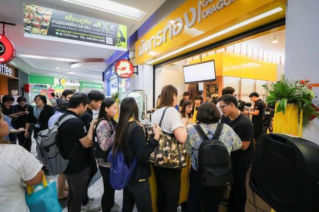 Món bánh bao hình nấm mới ở Thái Lan có gì đặc biệt mà khiến giới trẻ check-in rần rần - Ảnh 2.