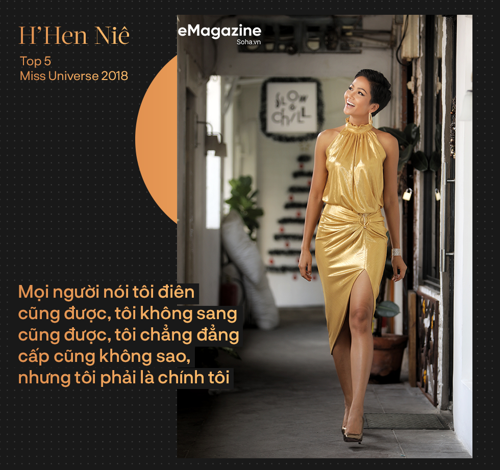 H'Hen Niê: Hoa hậu hoang dã, điên, khùng và nghèo nhất Việt Nam! - Ảnh 38.