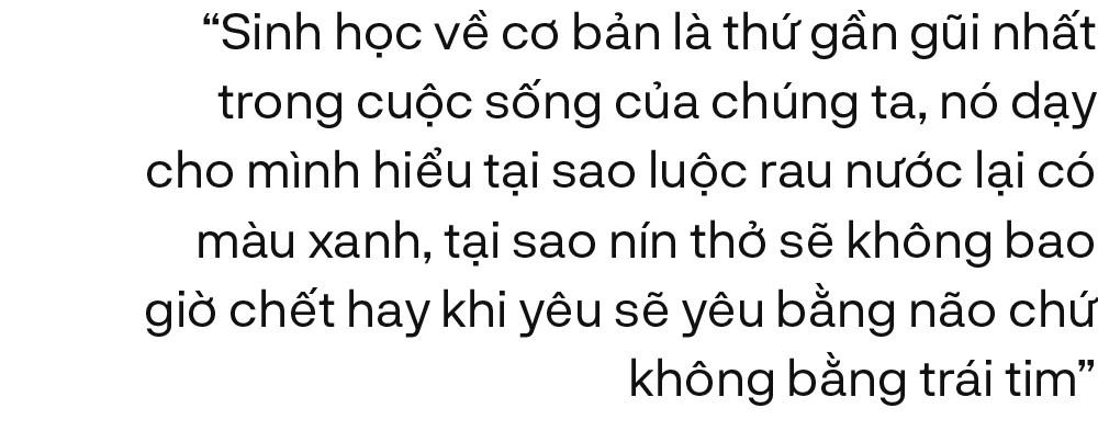 Nguyễn Phương Thảo: Từ fan cuồng Kpop đến người có điểm thi Olympic Sinh học Quốc tế cao nhất thế giới - Ảnh 6.