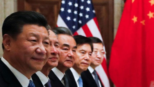 """Ông Trump: """"Thỏa thuận với Trung Quốc thuộc hàng lớn nhất từ trước đến nay"""" - Ảnh 1."""