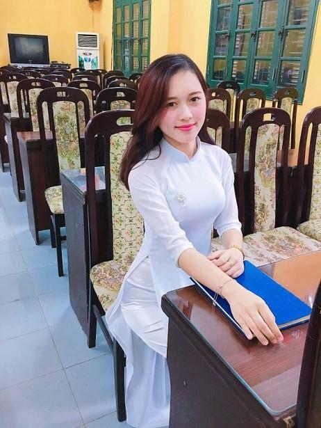 3 cô giáo 9x xinh đẹp, nhan sắc như hotgirl gây sốt cộng đồng mạng năm 2018 - Ảnh 6.