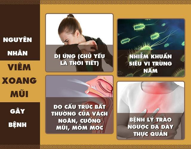 Sự nguy hiểm bệnh viêm xoang mũi và cách chữa triệt để bằng thảo dược - Ảnh 1.