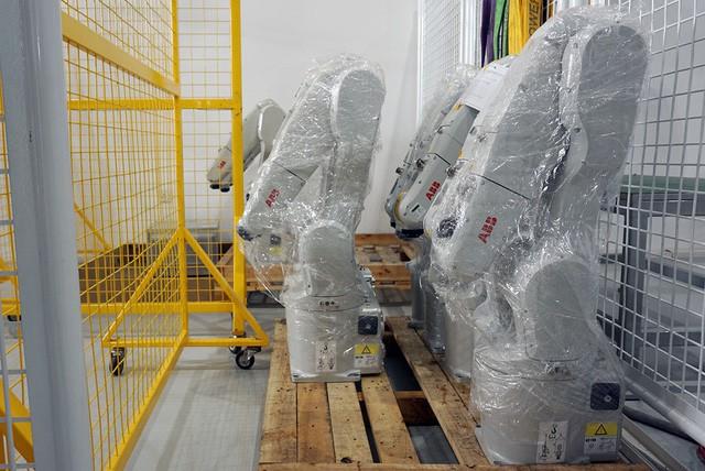 Bán robot cho Vinfast, Tập đoàn Thụy Điển mở Trung tâm Kỹ thuật và Dịch vụ Robot đầu tiên ở Việt Nam - Ảnh 2.