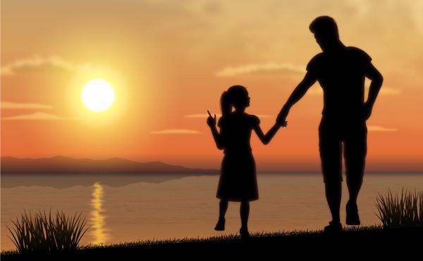 Lẽ ra trách nhiệm của một người cha là phải yêu thương và bảo vệ con gái mình, nhưng gã đàn ông bệnh hoạn này thì lại làm điều ngược lại. (Ảnh minh họa)