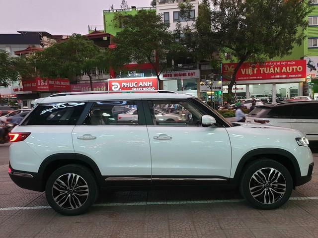 BAIC Q7 - SUV Trung Quốc nhái Range Rover giá 658 triệu đồng tại Việt Nam - Ảnh 2.