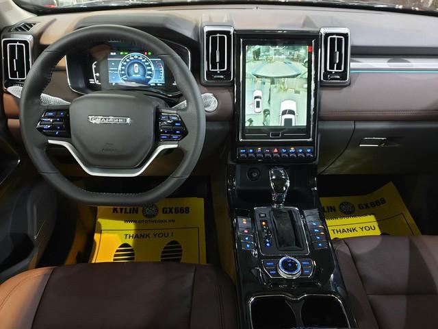 BAIC Q7 - SUV Trung Quốc nhái Range Rover giá 658 triệu đồng tại Việt Nam - Ảnh 4.