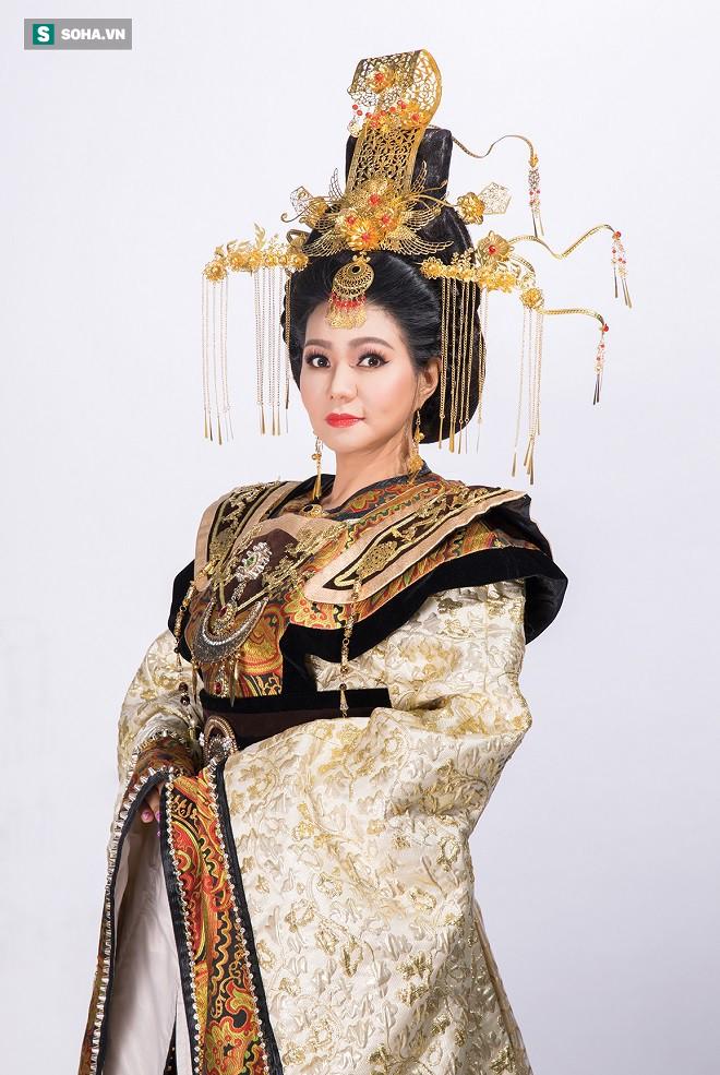 Ngọc Huyền lên tiếng về tin đồn bất hoà NSƯT Vũ Linh, không mời diễn show 35 năm làm nghề - Ảnh 1.