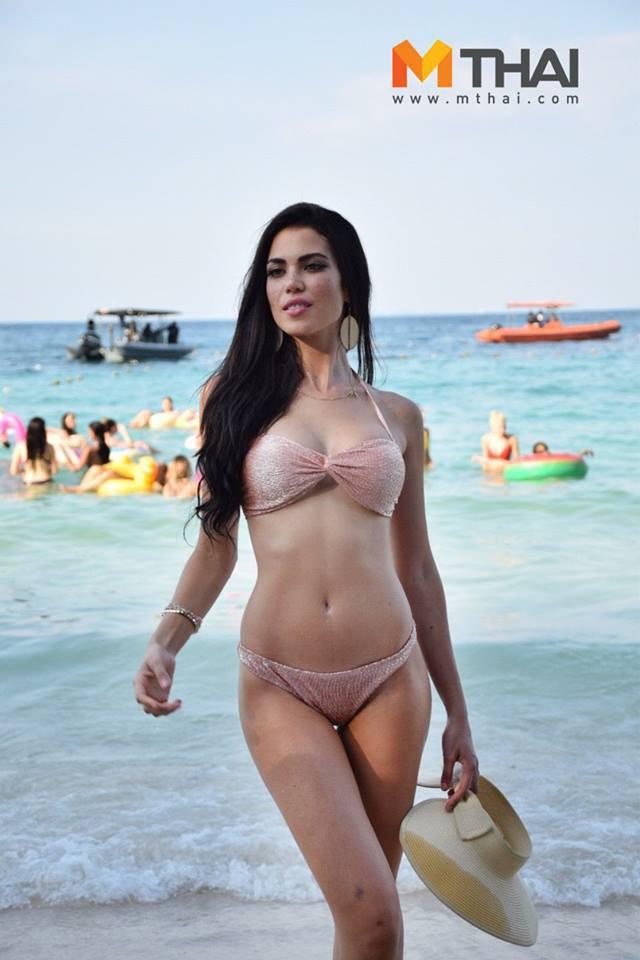 Nhìn loạt ảnh khoe body của dàn người đẹp Miss Universe, mới thấy HHen Niê đã gặp những đối thủ đáng gờm! - Ảnh 1.