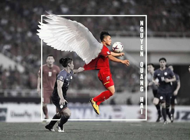 Khoảnh khắc Quang Hải bị cầu thủ Philippines kéo áo được chia sẻ mạnh, nhưng bài tập tiên tri của thầy Park mới gây chú ý - Ảnh 6.
