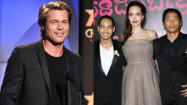 Quan hệ của Brad Pitt và Pax Thiên, Maddox đã được cải thiện đáng kể từ sau cuộc ly hôn thế kỷ - Ảnh 1.