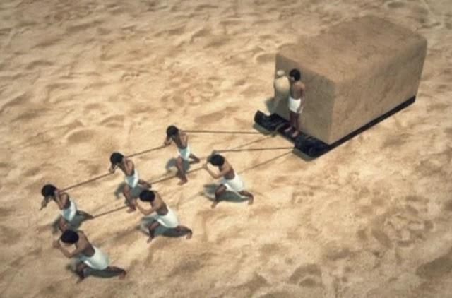 """Bằng chứng khoa học mới nhất về """"công nghệ"""" xây kim tự tháp của người Ai Cập cổ cách đây 4.500 năm - ảnh 2"""