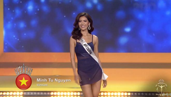 Clip: Minh Tú nhận cúp riêng từ Missosology, bật khóc xin lỗi khán giả Việt Nam sau đêm chung kết Hoa hậu Siêu quốc gia - Ảnh 5.