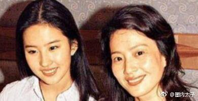 Nhan sắc lão hoá ngược của mẹ Lưu Diệc Phi: U60 mà vẫn đẹp khó tin, khiến netizen tranh nhau nhận làm mẹ vợ - Ảnh 5.