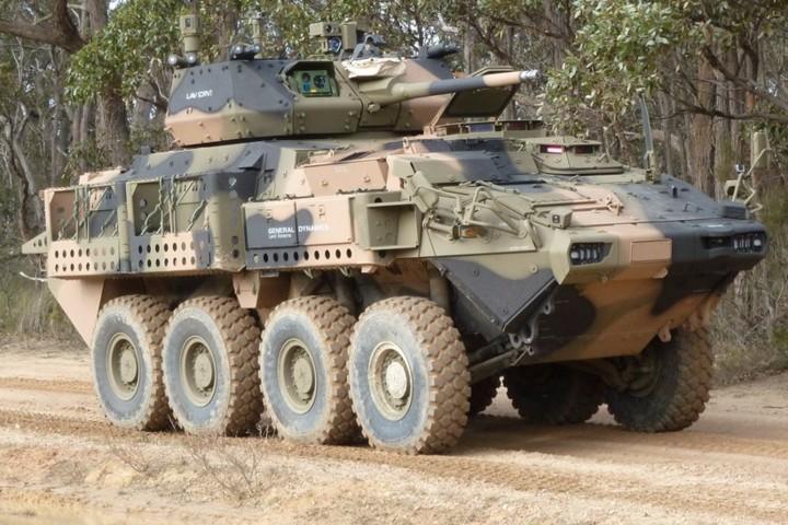Cận cảnh xe thiết giáp chở quân LAV 6.0 được bảo vệ cực tốt của Canada - Ảnh 8.