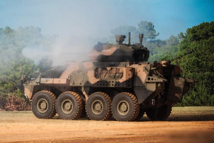 Cận cảnh xe thiết giáp chở quân LAV 6.0 được bảo vệ cực tốt của Canada - Ảnh 9.