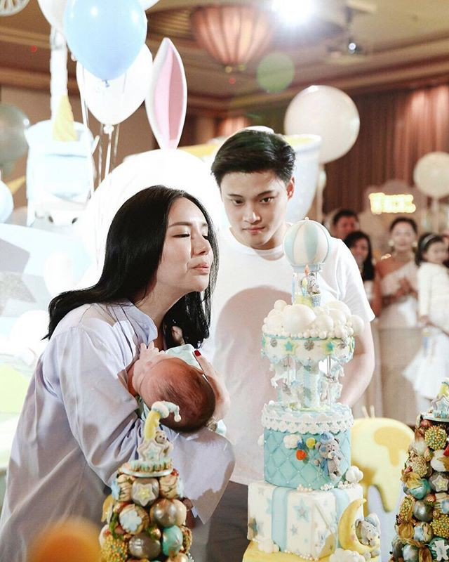 Ái nữ của tỷ phú Singapore: Yêu quý tử nhà Vua sòng bạc Macau, chưa cưới chồng mà có con năm 23 tuổi - Ảnh 12.