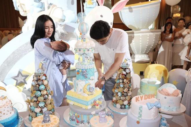 Ái nữ của tỷ phú Singapore: Yêu quý tử nhà Vua sòng bạc Macau, chưa cưới chồng mà có con năm 23 tuổi - Ảnh 13.