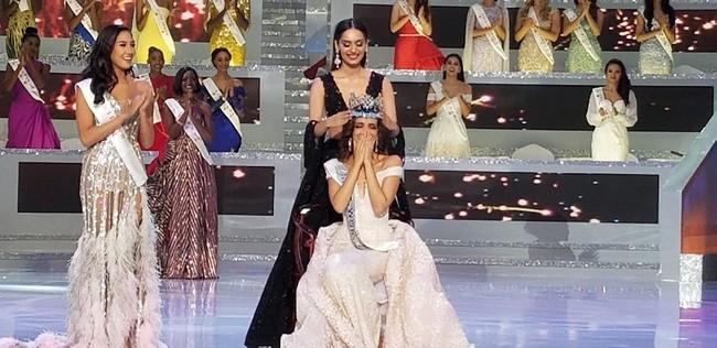 Cư dân mạng toàn cầu bức xúc vì những điểm lạ đời tại cuộc thi Miss World 2018 - Ảnh 1.