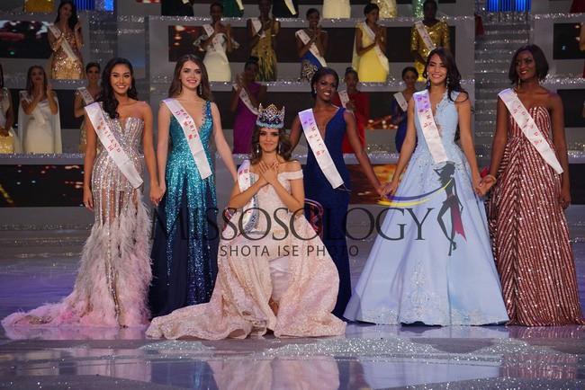Cư dân mạng toàn cầu bức xúc vì những điểm lạ đời tại cuộc thi Miss World 2018 - Ảnh 2.
