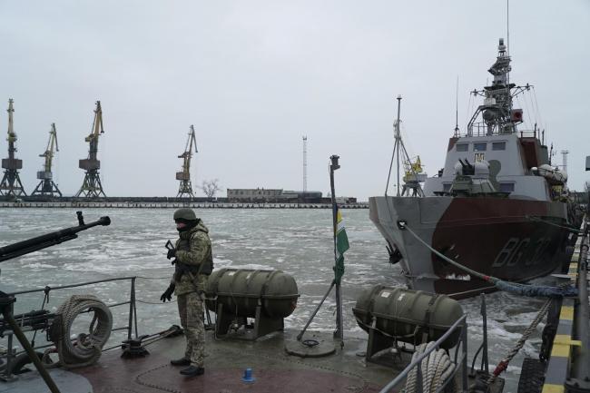 Điều kiện tiên quyết để Nga chấp nhận thương lượng về số phận các thủy thủ Ukraine - Ảnh 1.