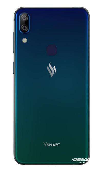 Cùng chiêm ngưỡng Vsmart Active 1+ Iridescent Blue: Chiếc máy xịn nhất, độc nhất trong số 4 smartphone Vingroup sắp ra mắt - Ảnh 1.