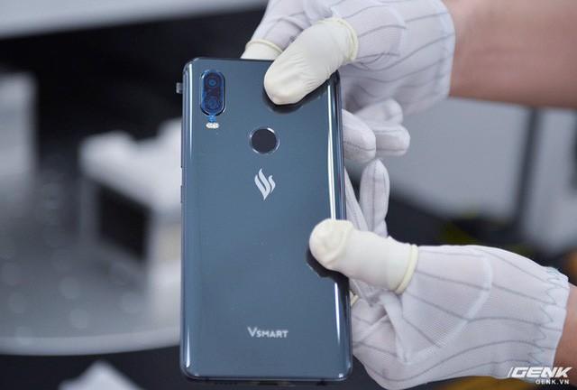 Vsmart tuyên bố sẽ ra mắt tận 10 mẫu smartphone trong năm 2019 - Ảnh 2.