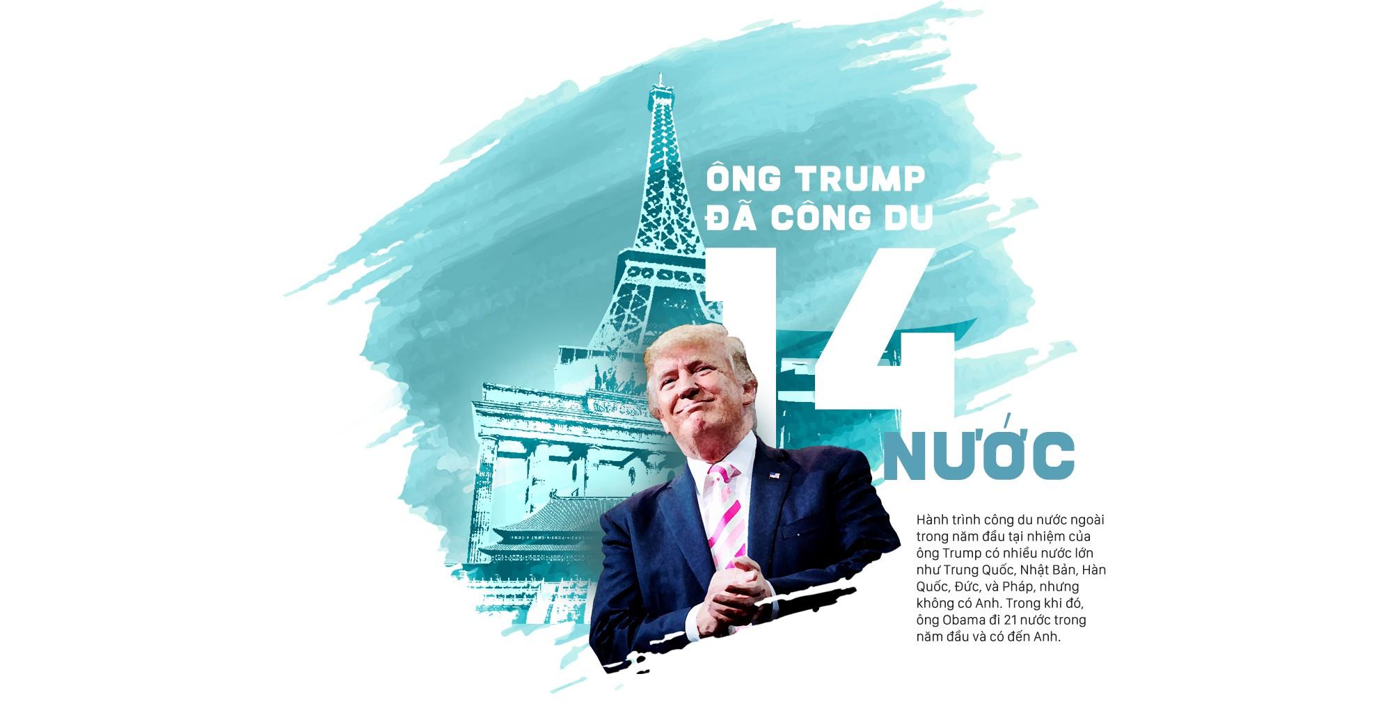 Năm đầu tiên trong Nhà Trắng của tổng thống Trump: Những con số kỷ lục đập tan tranh cãi - Ảnh 3.