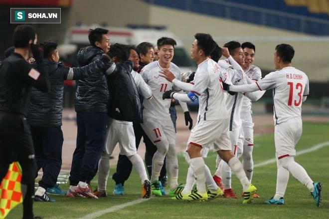 HLV Lê Thụy Hải: U23 Việt Nam đá quá hay, nhưng Hàn Quốc họ cũng chẳng chơi hết sức - Ảnh 2.