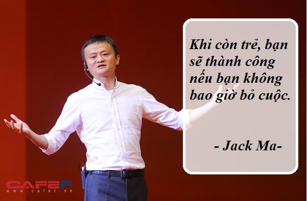 Jack Ma chia sẻ điều gì với các lãnh đạo trẻ khi tham gia Diễn đàn kinh tế thế giới? - Ảnh 1.