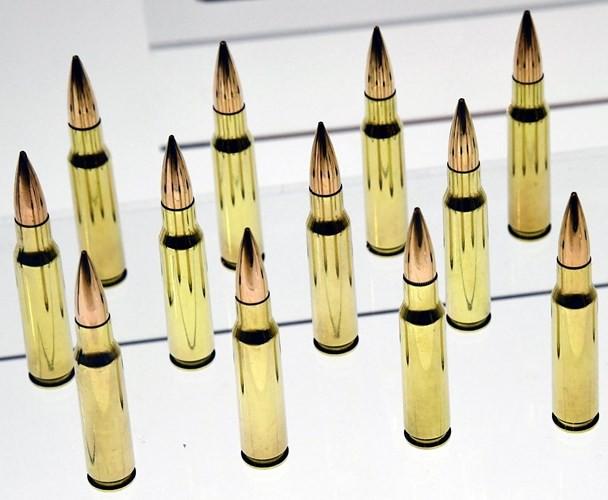 Những khẩu súng đáng sợ nhất tại triển lãm vũ khí SHOT - Ảnh 15.