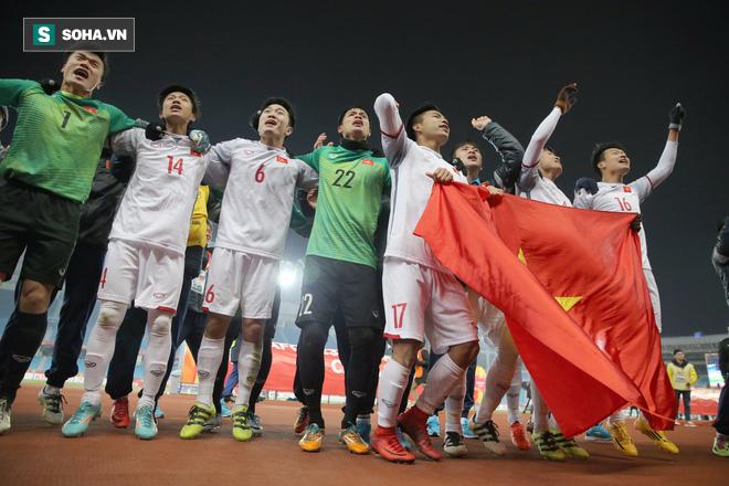 HLV Park Hang-seo kể chuyện phá tan rào cản lớn nhất của U23 Việt Nam - Ảnh 1.