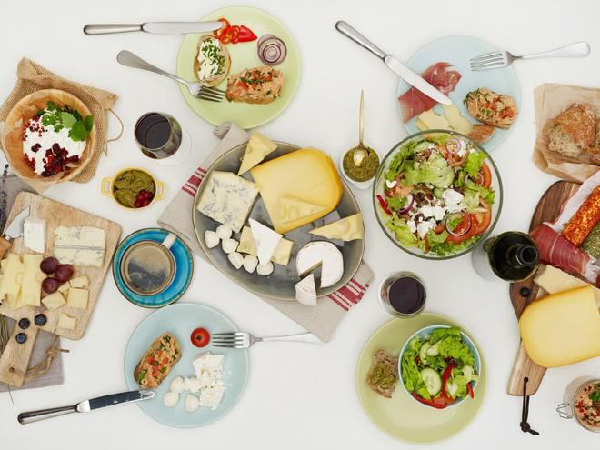 Ghi nhớ 8 nguyên tắc ăn uống dưới đây để có một kì nghỉ Tết thật khỏe mạnh - Ảnh 4.