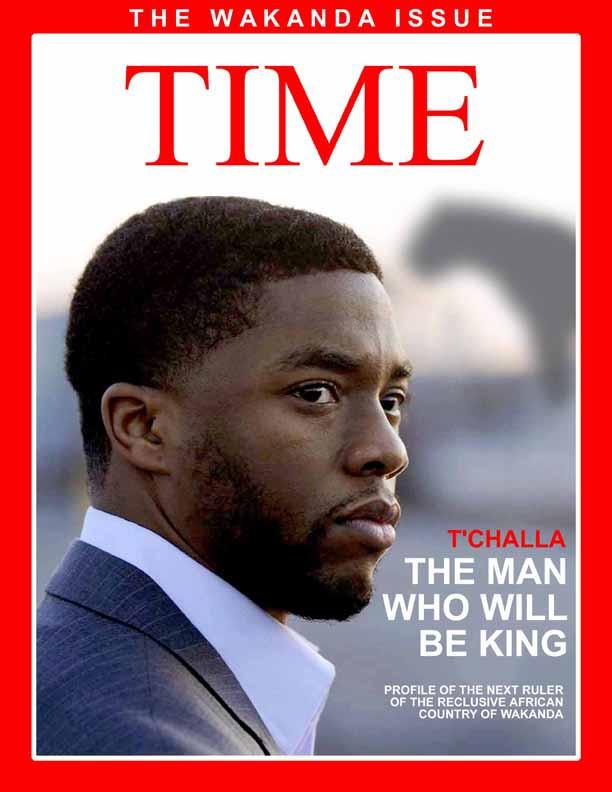 Ai cũng đang bàn tán về Black Panther, vậy chính xác siêu anh hùng đó là ai? - ảnh 1