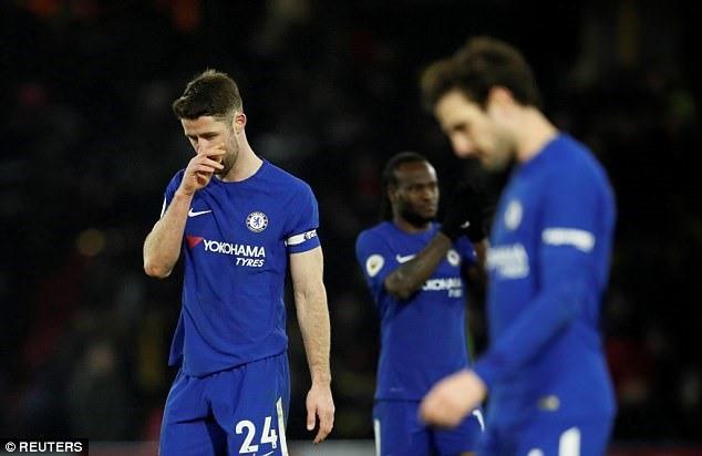HLV Conte cho rằng Chelsea thật ngớ ngẩn nếu sa thải tôi - Ảnh 1.