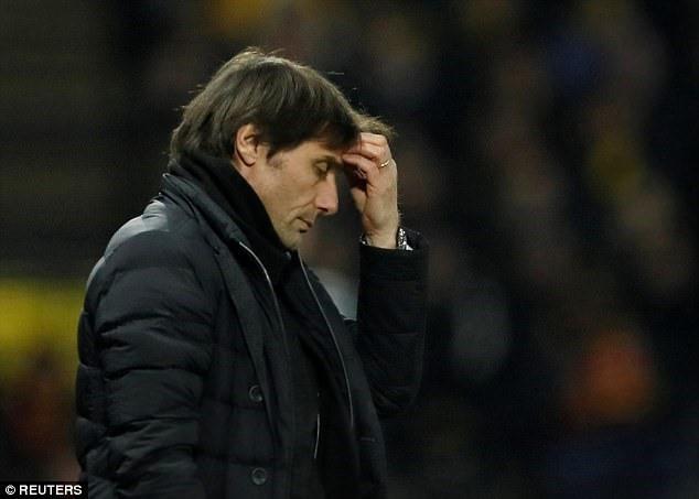 HLV Conte cho rằng Chelsea thật ngớ ngẩn nếu sa thải tôi - Ảnh 2.