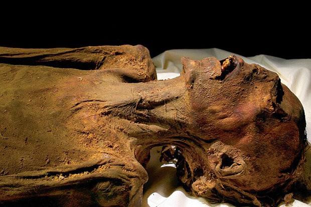 Sự thật sau bí ẩn trăm năm của xác ướp la hét nổi tiếng ở Ai Cập - Ảnh 1.