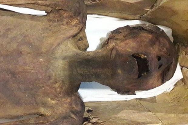 Sự thật sau bí ẩn trăm năm của xác ướp la hét nổi tiếng ở Ai Cập - Ảnh 2.