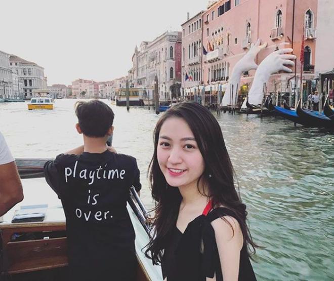Đẳng cấp của thiếu gia Việt: Bạn gái ai cũng xinh không phải dạng vừa! - Ảnh 27.