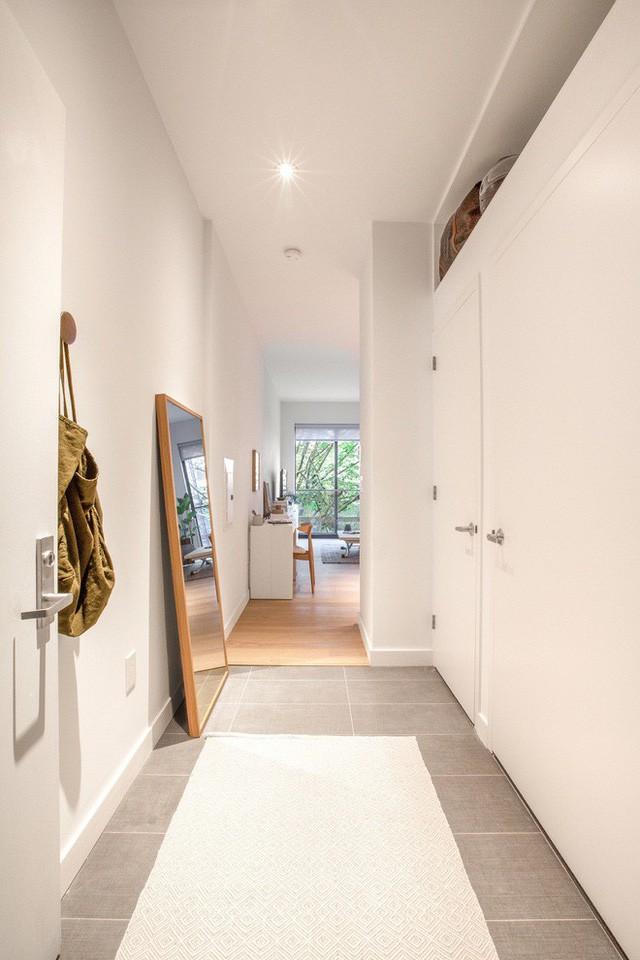 Diện tích chỉ khoảng 25m², căn hộ này đã khiến cho nhiều người không khỏi ngỡ ngàng vì sự tiện nghi của nó - Ảnh 8.