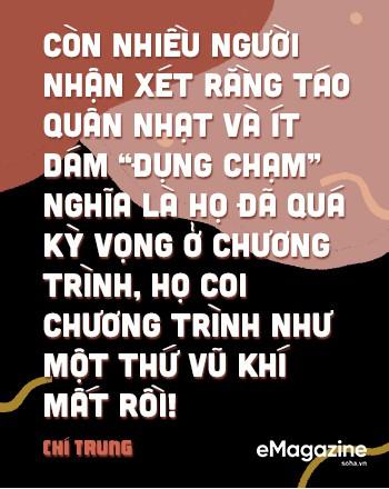 """NSƯT Chí Trung: """"Khán giả hoang tưởng khi coi Táo quân là một thứ vũ khí"""" - Ảnh 6."""