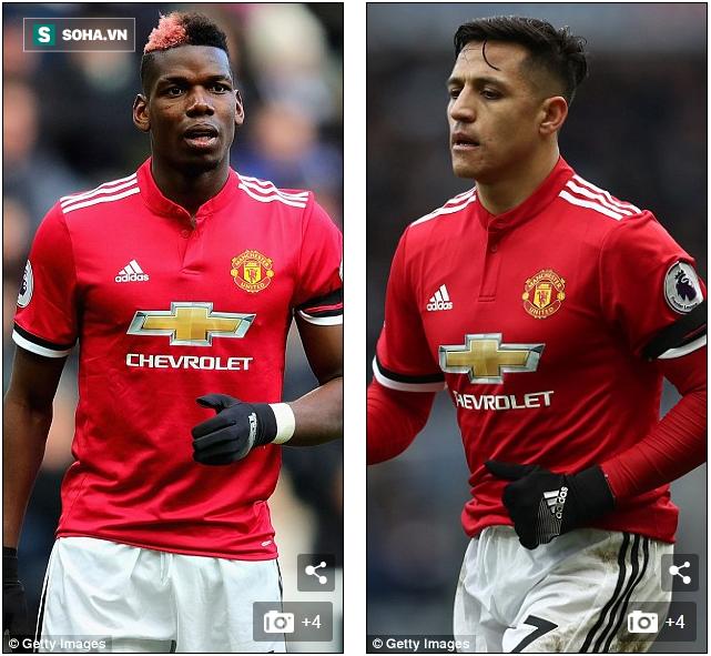 Ở một mặt trận khác, Sanchez vừa giúp Man United thống trị bảng xếp hạng - Ảnh 1.