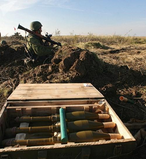 """""""Những chiến binh già gân"""" của Quân đội Nga, Mỹ - Ảnh 1."""