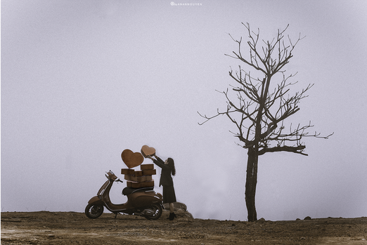 Kẻ hay mơ: Bộ ảnh được chia sẻ nhiều trong ngày Valentine 2018 - ảnh 14