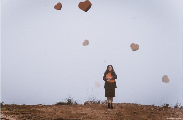 Kẻ hay mơ: Bộ ảnh được chia sẻ nhiều trong ngày Valentine 2018 - ảnh 18