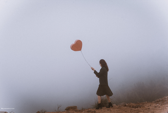 Kẻ hay mơ: Bộ ảnh được chia sẻ nhiều trong ngày Valentine 2018 - ảnh 19