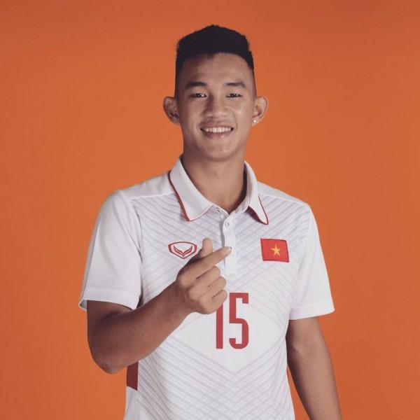 Hot boy U19 Việt Nam: Từ đỗ học viện Aspire đến giấc mơ V.League - Ảnh 1.