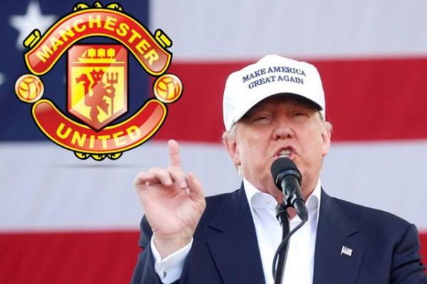 Thua lỗ kỷ lục, M.U đổ lỗi vì ông Trump - Ảnh 1.